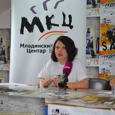 Маја Ангеловска – Младински културен центар, Битола